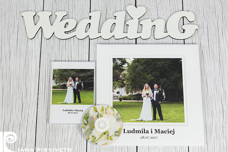 Exclusive wedding photo book, photo album of your wedding, church ceremony, marriage registration. What does a wedding photo book look like? How much does a photo book cost? Cost of a photo book. Wedding photo report Wedding photographer in Warsaw Poland