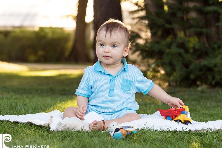 Дитяча  фотосесія - вартість