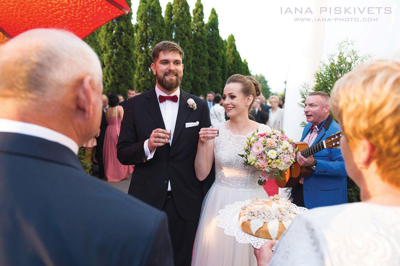 Reportaż z przyjęcia Weroniki i Bartka