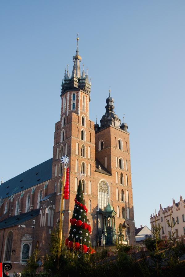Boże narodzenie w Krakowie!
