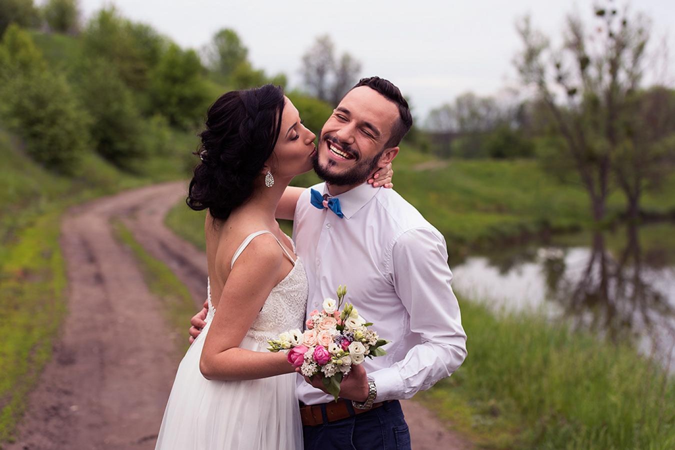 Ślubna sesja plenerowa cudownej pary Julii i Maksyma
