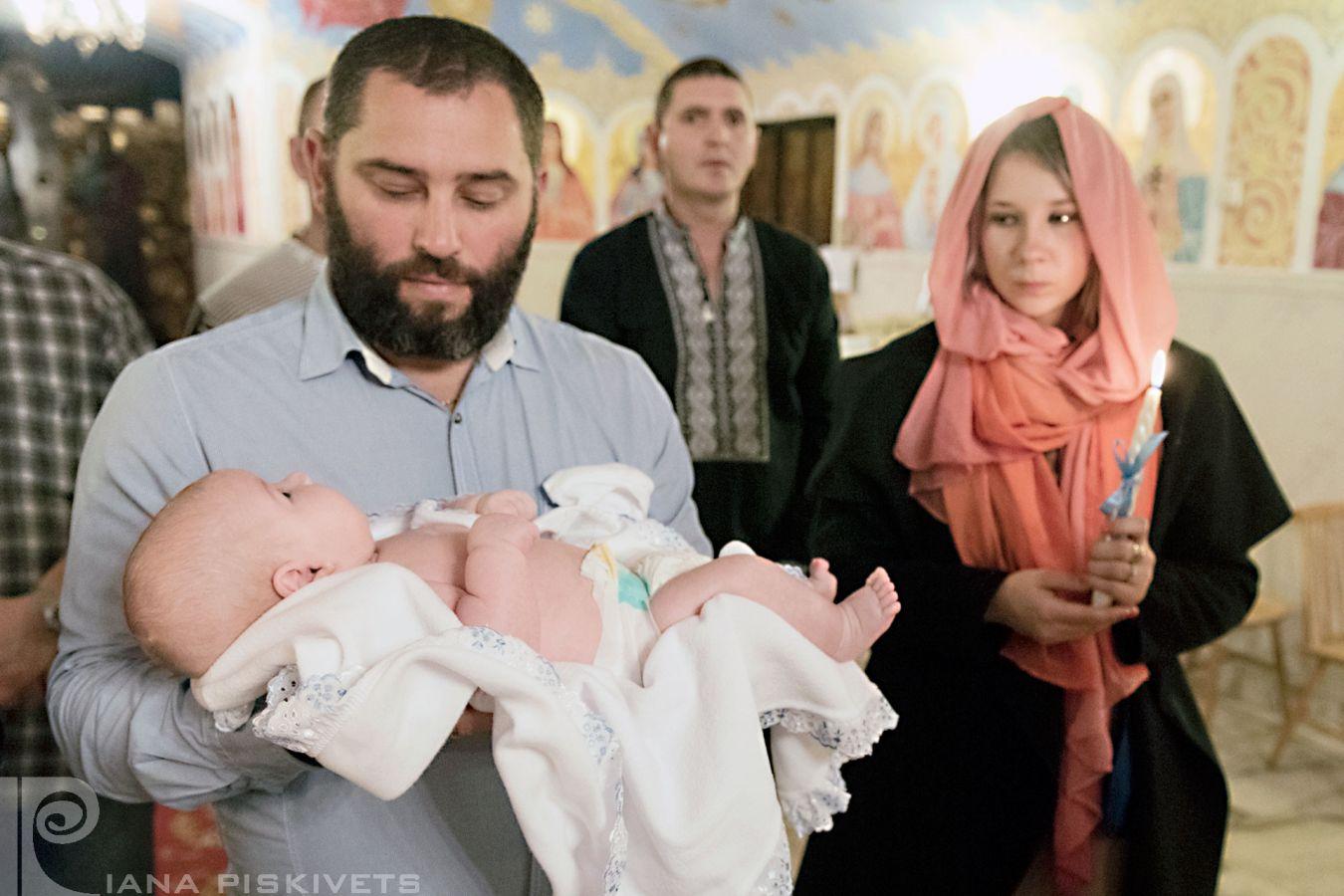 Таїнство Хрещення Олександра