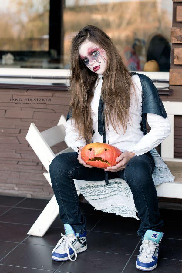 Halloween - Sesja zdjęciowa!