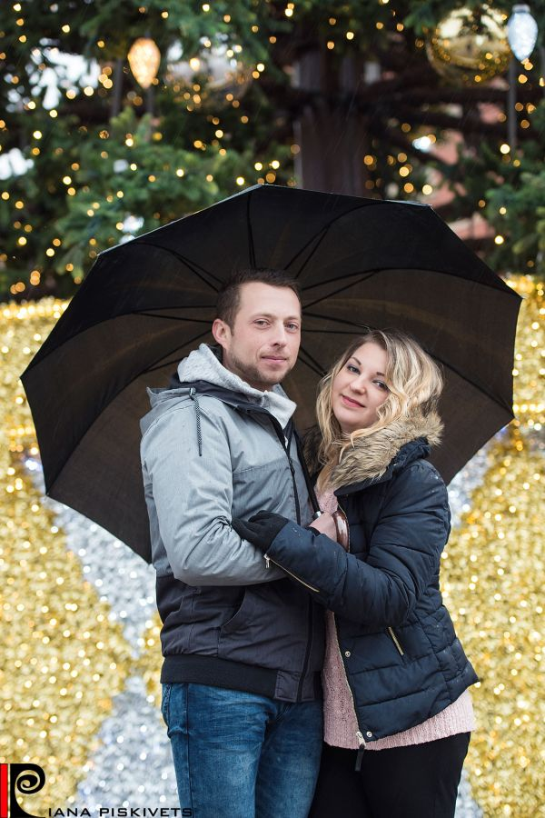 Sesja dla zakochanych w Warszawie