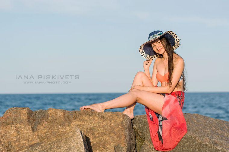 Фотосессия на пляже