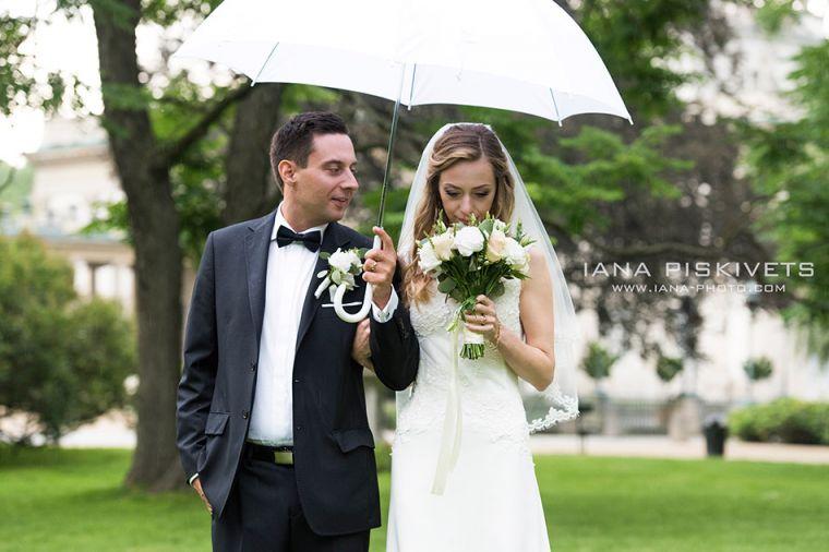 Весільна фотосесія Людмили і Мачея