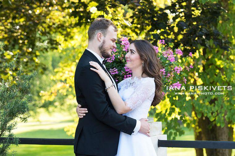 Paulina i Jan - Plener ślubny w Wilanowie