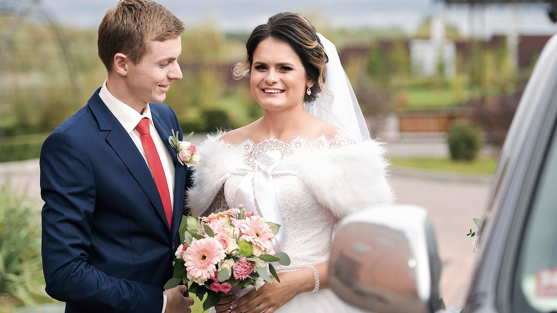 Wedding photographer in Warsaw.
