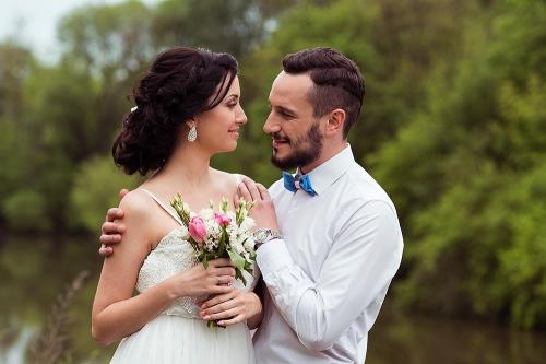 весільні фотографії