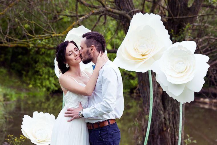 Plener ślubny Julii i Maksa