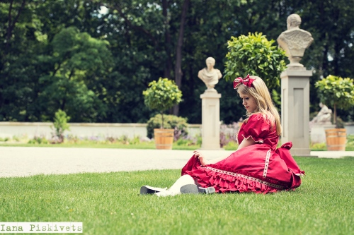 professional photo session - Lolita