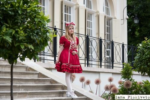 professional photo session in Warsaw - Lolita doll