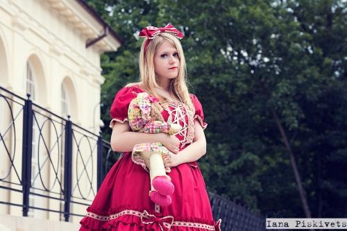 Professional photo session in Warsaw! Lolita