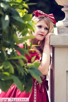 professional photo session in Warsaw - Lolita