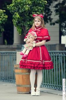 Professional photo session in Warsaw - Lolita!